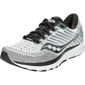 saucony Ride 13 Schuhe Herren alloy/black